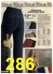 1980 Sears Fall Winter Catalog, Page 286