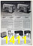 1964 Sears Fall Winter Catalog, Page 1411