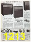 1967 Sears Fall Winter Catalog, Page 1213