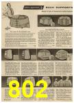 1959 Sears Spring Summer Catalog, Page 802