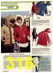 1974 Sears Fall Winter Catalog, Page 316