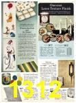1971 Sears Fall Winter Catalog, Page 1312