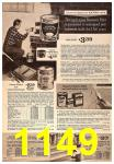 1963 Sears Fall Winter Catalog, Page 1149