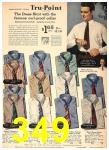1942 Sears Spring Summer Catalog, Page 349