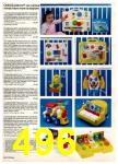 1985 JCPenney Christmas Book, Page 496
