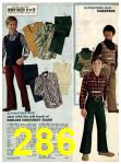 1973 Sears Fall Winter Catalog, Page 286