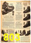 1962 Sears Fall Winter Catalog, Page 803