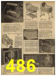 1962 Sears Spring Summer Catalog, Page 486