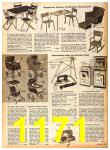 1958 Sears Fall Winter Catalog, Page 1171