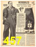 1940 Sears Fall Winter Catalog, Page 457