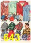 1956 Sears Fall Winter Catalog, Page 643