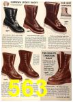 1956 Sears Fall Winter Catalog, Page 563