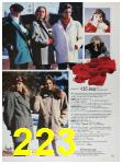 1988 Sears Fall Winter Catalog, Page 223