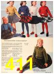 1960 Sears Fall Winter Catalog, Page 411