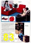 1983 Montgomery Ward Christmas Book, Page 83