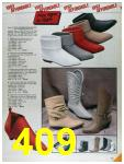 1986 Sears Fall Winter Catalog, Page 409