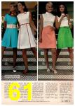 1972 Montgomery Ward Spring Summer Catalog, Page 61