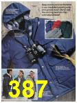 1988 Sears Fall Winter Catalog, Page 387
