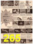 1963 Montgomery Ward Christmas Book, Page 265