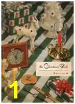 1941 Montgomery Ward Christmas Book, Page 1