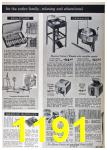1964 Sears Fall Winter Catalog, Page 1191