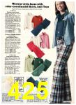 1976 Sears Fall Winter Catalog, Page 425