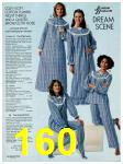1978 Sears Fall Winter Catalog, Page 160