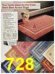1987 Sears Fall Winter Catalog, Page 728