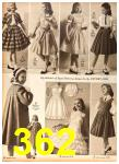 1958 Sears Fall Winter Catalog, Page 362