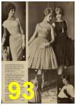 1962 Sears Spring Summer Catalog, Page 93
