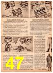 1947 Sears Christmas Book, Page 47