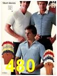 1981 Sears Spring Summer Catalog, Page 480