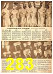 1949 Sears Spring Summer Catalog, Page 283