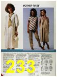 1986 Sears Spring Summer Catalog, Page 233