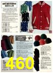 1976 Sears Fall Winter Catalog, Page 460
