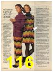 1972 Sears Fall Winter Catalog, Page 116