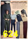 1975 Sears Fall Winter Catalog, Page 624