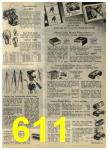 1968 Sears Fall Winter Catalog, Page 611