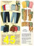 1969 Sears Spring Summer Catalog, Page 45
