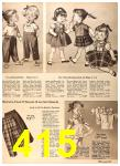 1960 Sears Fall Winter Catalog, Page 415
