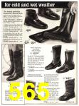 1971 Sears Fall Winter Catalog, Page 565