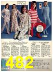 1977 Sears Fall Winter Catalog, Page 482