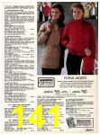 1982 Sears Fall Winter Catalog, Page 141