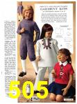 1971 Sears Fall Winter Catalog, Page 505