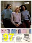 1982 Sears Fall Winter Catalog, Page 97