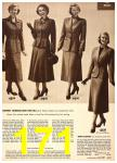 1949 Sears Spring Summer Catalog, Page 171