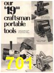 1973 Sears Fall Winter Catalog, Page 701