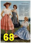 1960 Sears Spring Summer Catalog, Page 68