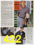 1991 Sears Spring Summer Catalog, Page 422