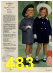 1965 Sears Spring Summer Catalog, Page 483